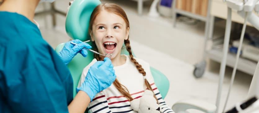 Preguntas frecuentes sobre la salud dental infantil